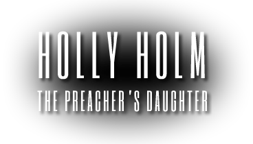 Official Website of Holly Holm | The Preacher's Daughter